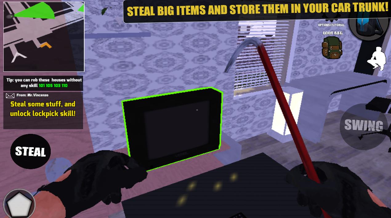 Steal 'N